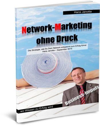 Network Marketing Druck