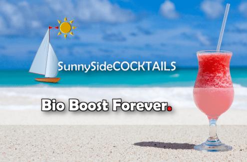 SunnySide COCKTAIL BioBoostForever FAB