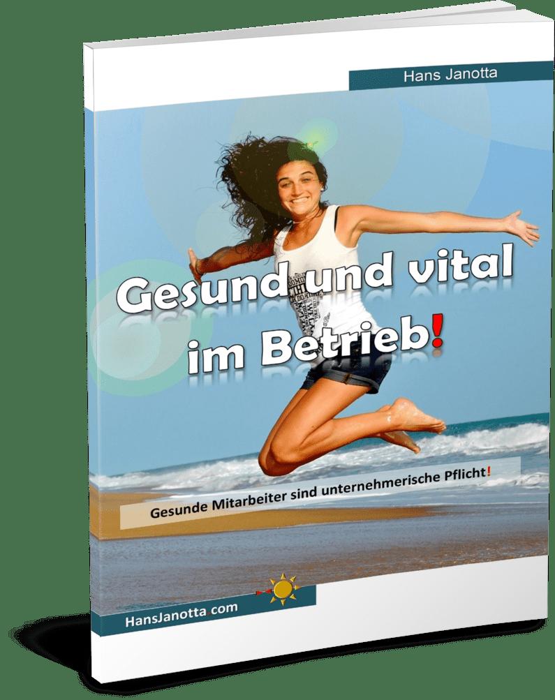 gesund und vital im Betrieb eBook